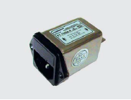 IEC EMI Filter with fuse