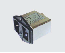 IEC EMI Filter with Fuse and Swith Control
